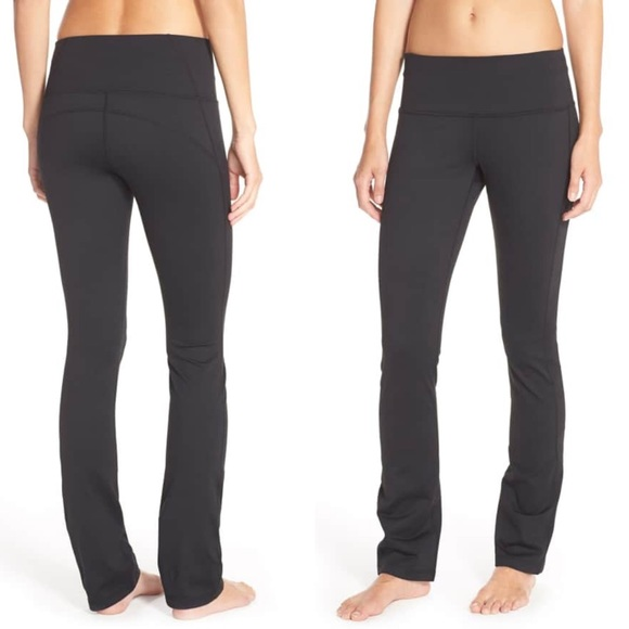 3815fc6fa9 Zella Pants | Charity Sale Nwt Straight Leg Yoga | Poshmark